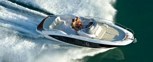 Inboard walkaround / 8-person max. / with cabin / twin-berth KL 27 IB Sessa Marine