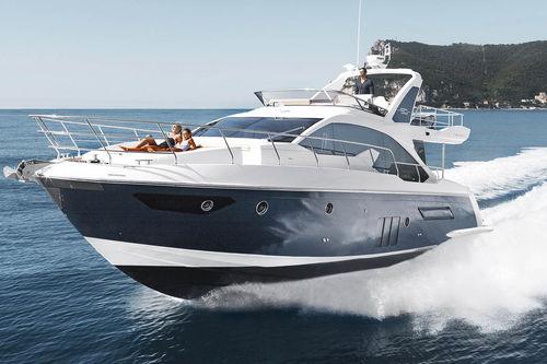 cruising motor yacht - Azimut