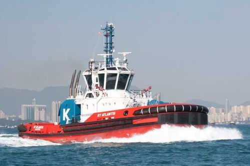 Tugboat ART 80-32 Rotor® Cheoy Lee