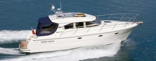 inboard express cruiser / sport-fishing