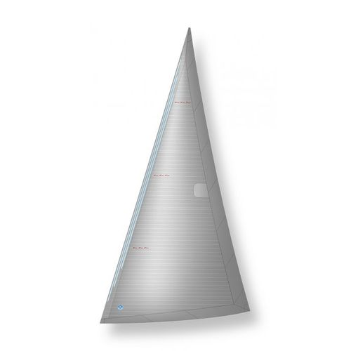 Genoa / for cruising sailboats / 3DI® / furler North Sails Sailmaking