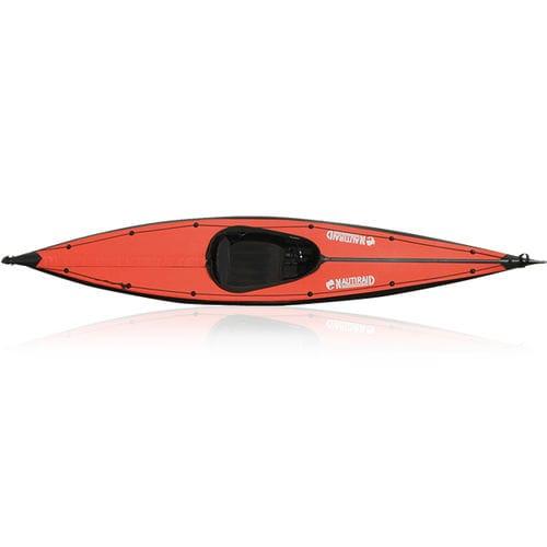 folding kayak / sea / solo / aluminum