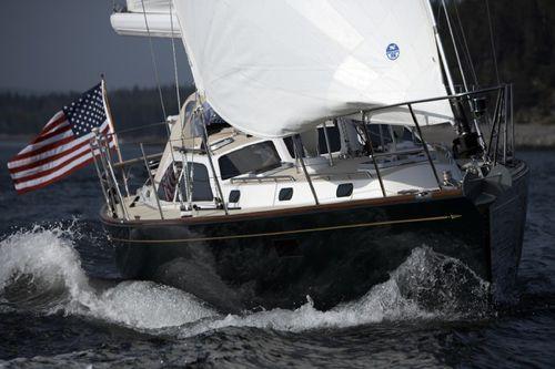 monohull / ocean cruising / racing / open transom