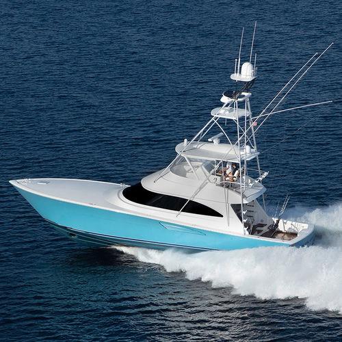 cruising motor yacht / high-performance / sport-fishing / convertible