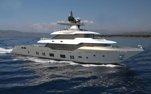 expedition super-yacht - Oceanic Yachts