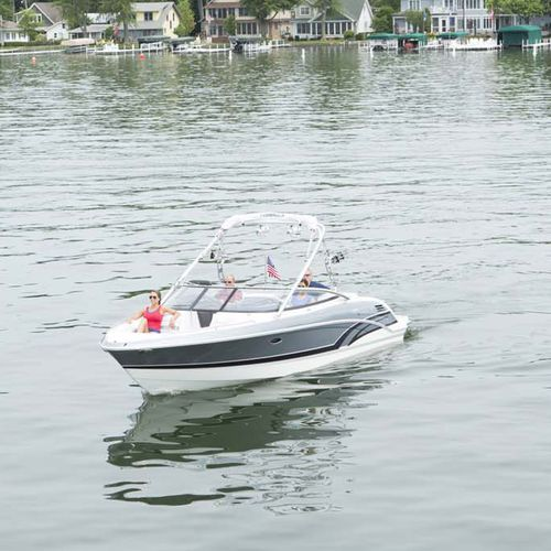 inboard runabout / bowrider / dual-console / sport