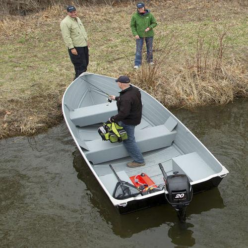 outboard small boat / open / 3-person