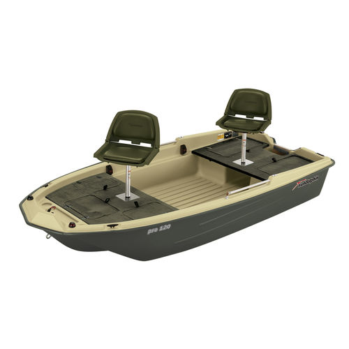 Outboard small boat / sport-fishing PRO 120 KL Outdoor