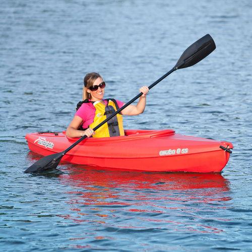 recreational kayak / rigid / solo