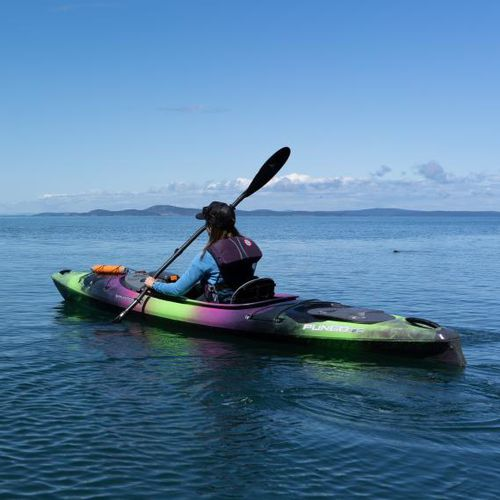 rigid kayak / recreational / fishing / solo