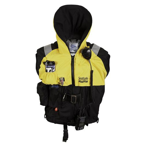 Professional use jacket / floating / sleeveless Pacific Lite Seasafe Systems Ltd