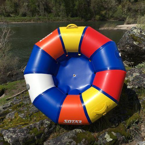 1-person max. towed buoy