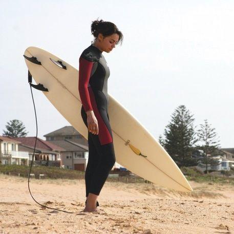 surf wetsuit / full / women's