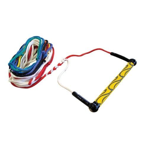 ski tow rope handle