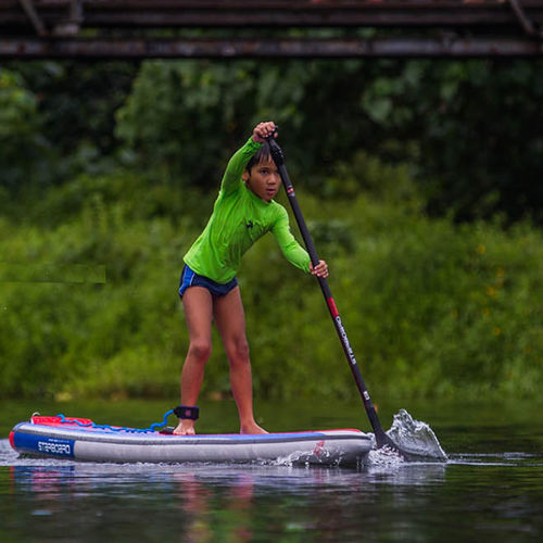 all-around SUP / racing / inflatable / child's
