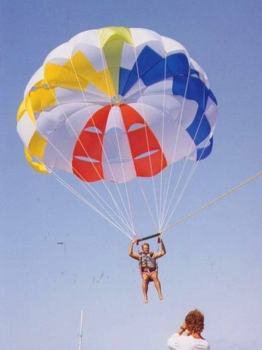 custom parasail / 1/2-person