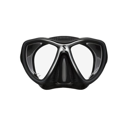 twin-lens dive mask