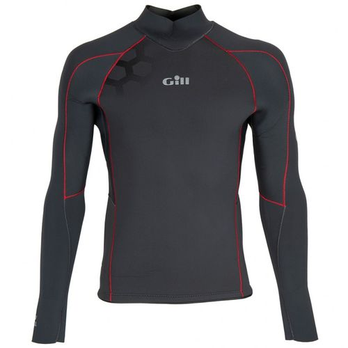 long-sleeve neoprene top / adult / thermal