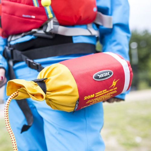 Rescue throw bag for canoes and kayaks Crewsaver