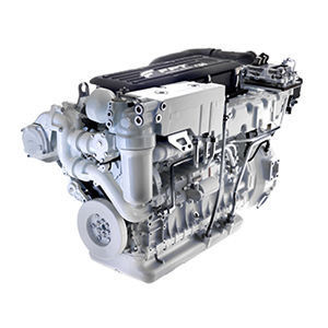 boating engine / inboard / diesel / common-rail