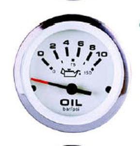 Boat indicator / oil pressure / analog Sole Diesel