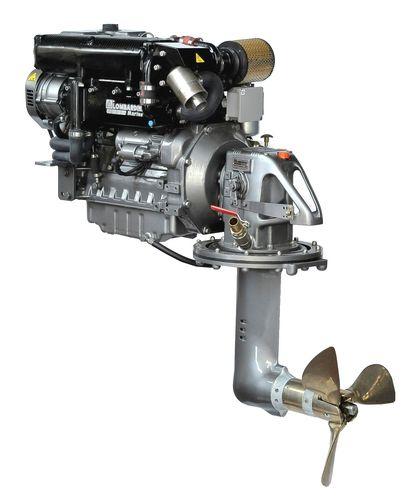 boating engine / inboard saildrive / diesel / atmospheric