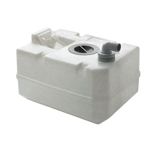 wastewater tank / for boats / plastic