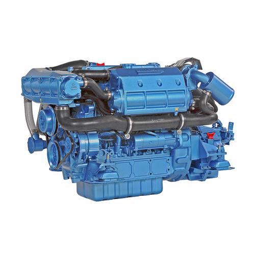 professional vessel engine - Nanni Industries