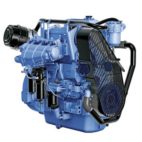 Professional vessel engine / inboard / diesel / common-rail N5.150 Nanni Industries
