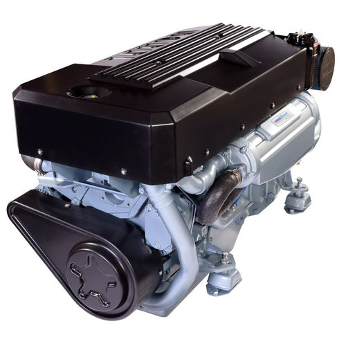 Professional vessel engine / inboard / diesel / direct fuel injection N13.580 CR2 Nanni Industries