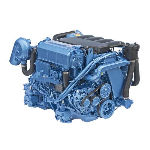 inboard stern-drive engine / diesel / direct fuel injection / turbocharged