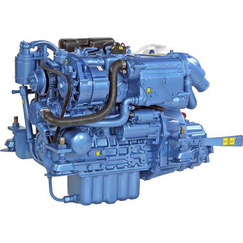 Professional vessel engine / inboard / diesel / mechanical fuel injection N3.30 Nanni Industries