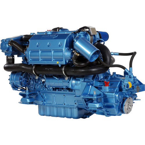 Professional vessel engine / inboard / diesel / direct fuel injection N4. 115  Nanni Industries
