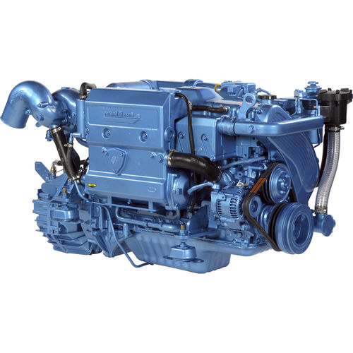 Inboard engine / diesel / direct fuel injection / turbocharged T6.280  Nanni Industries