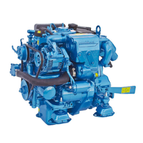 Professional vessel engine / inboard / diesel / mechanical fuel injection N2.10 Nanni Industries