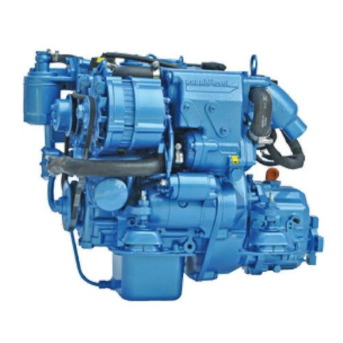 professional vessel engine / inboard / diesel / mechanical fuel injection