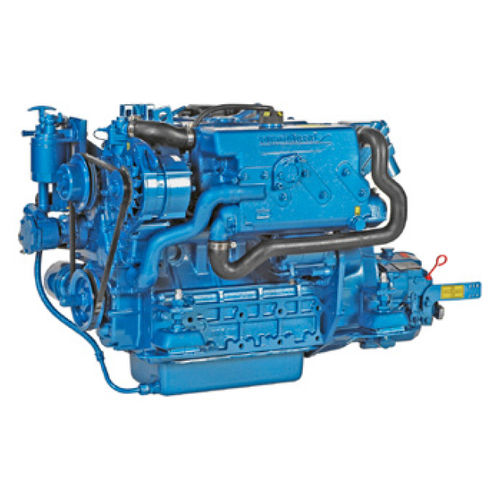Professional vessel engine / inboard / diesel / mechanical fuel injection N4.50 / SP60 Nanni Industries