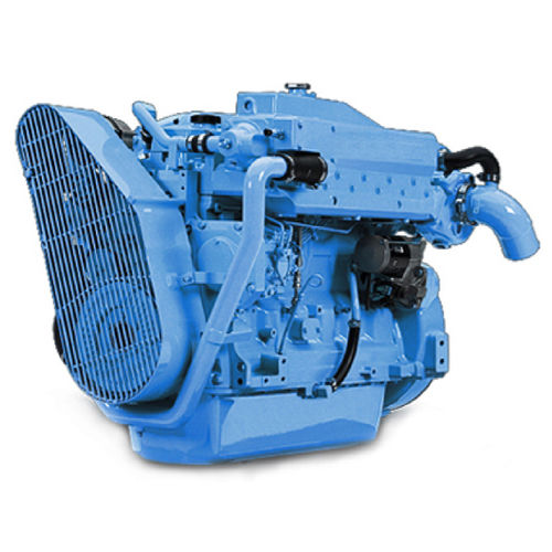 Professional vessel engine / inboard / diesel / common-rail N6.270 E Nanni Industries