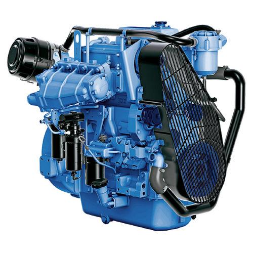 Professional vessel engine / inboard / diesel / common-rail N5.200 CR2  Nanni Industries