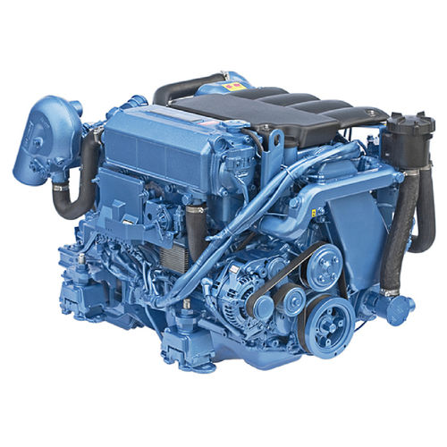 inboard engine / diesel / common-rail / turbocharged