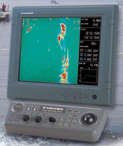 boat sonar