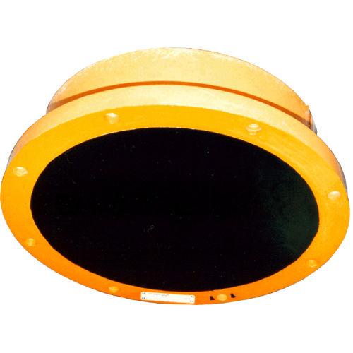 fishfinder acoustic transducer / depth sounder / for boats