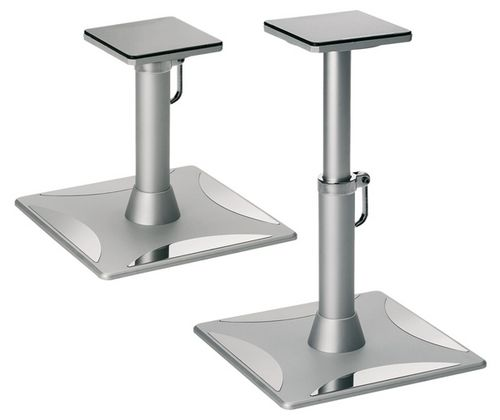 adjustable boat table pedestal / pneumatic / aluminum
