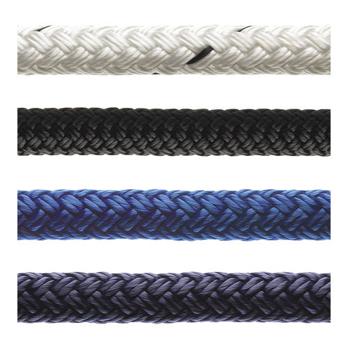 mooring cordage / for fenders / double-braid / for sailing superyachts