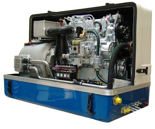 yacht generator set - Fischer Panda
