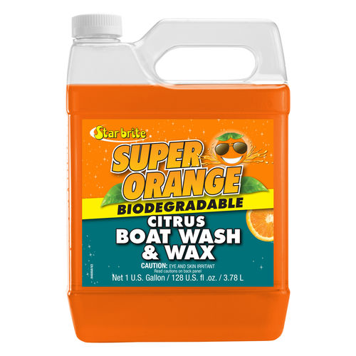 multi-surface cleaner / for boats / biodegradable