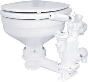 marine toilet / manual