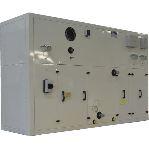air treatment system / for ships / with filter