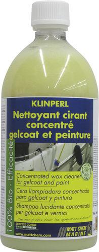 Bridge cleaner / for hulls / for boats KLINPERL MATT CHEM MARINE