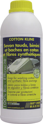 Awning cleaner / for boats COTTON KLINE MATT CHEM MARINE